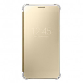 Buy Cover SAMSUNG Clear View for A5 (2016) Gold EF-ZA510CFEGWW Elkor
