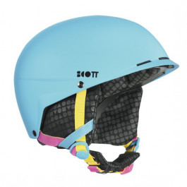 Buy Ski helmet SCOTT Trouble color pop blue matt 224281 Elkor