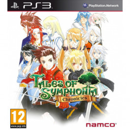Buy Game for PS3  Tales Of Symphonia: Chronicles  Elkor