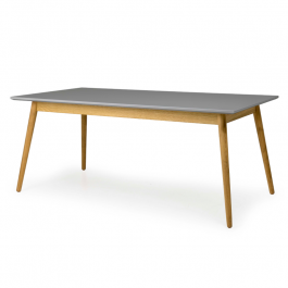 Buy Table TENZO Dot Grey Oak 9001680012 Elkor