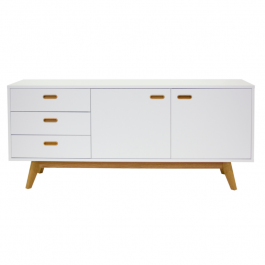 Buy Commode TENZO Bess White Oak 9002175001 Elkor
