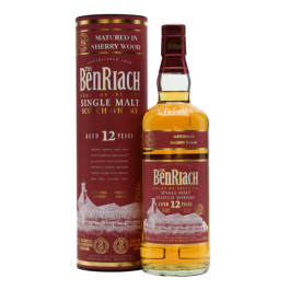 Купить Виски BENRIACH  12 Year Old Sherry Matured 46%  Elkor