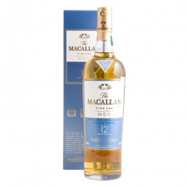 Купить Виски MACALLAN The Macallan Fine Oak 12 Year Old   Elkor