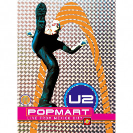 Buy Music disc  U2 - Popmart Live From Mexico City  Elkor