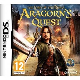 Купить Игра для DS  The Lord of the Rings: Aragorn's Quest  Elkor