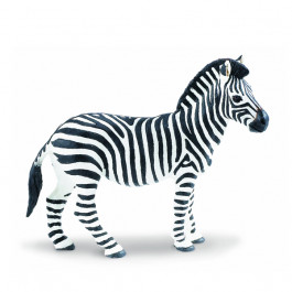 Buy Action figure SAFARI Zebra Adult 271729 Elkor