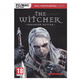 Buy Computer game  WITCHER ENHANCED EDITION  Elkor