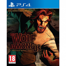 Buy Game for PS4  The Wolf Among Us  Elkor