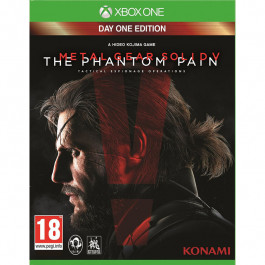 Pirkt XBox One spēle  Metal Gear Solid V: The Phantom Pain  Elkor