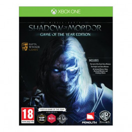 Buy Game for XBox One  Middle-Earth Shadow Of Mordor GOTY  Elkor