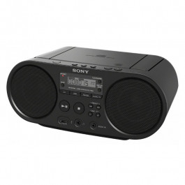 Buy Portable CD and tape radio SONY ZS-PS50B ZSPS50B.CET Elkor
