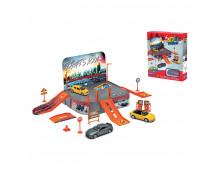 Buy Track WELLY City Garage + 1Auto 01-96020G Elkor