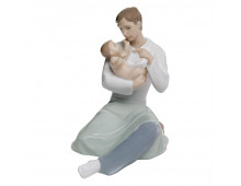 Decorative figurine NAO A Father's Love A Father's Love