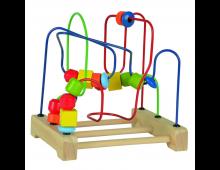 Pirkt Attīstošā rotaļlieta EICHORN Bead Maze 100003712 Elkor