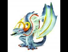 Pirkt Rotaļu figūriņa SAFARI Smoke Dragon 10143 Elkor