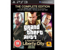 Buy Game for PS3  PS3 GTA 4 Complete Edition  Elkor