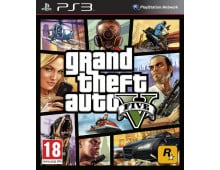 Game for PS3 Grand Theft Auto 5 Grand Theft Auto 5