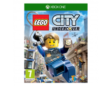 Datorspēle Lego City Undercover Lego City Undercover