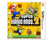 Pirkt 3DS spēle  New Super Mario Bros 2  Elkor