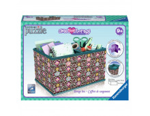 3D puzzle RAVENSBURGER Mary Beth Storage Box back Mary Beth Storage Box back