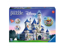 Buy 3D puzzle RAVENSBURGER Disney Castle  Elkor