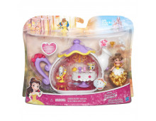 Купить Игрушка HASBRO Princess Little Kingdom Belle's Enchanted Dining Room B5344 Elkor