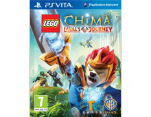 PlayStation Vita  spēle LEGO Legends of Chima: Laval's Journey LEGO Legends of Chima: Laval's Journey