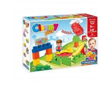 Bērnu klucīši CLEMMY Plus Funny Park Plus Funny Park