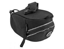 Bike bag AUTHOR A-S381 QF3 blk/blk wht dots A-S381 QF3 blk/blk wht dots