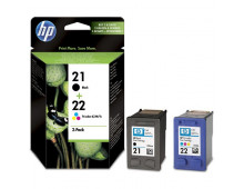 Buy Cartridge kit HP C9351A+C9352A  No21+No22 SD367AE  Elkor