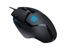 Datorpele LOGITECH G402 Hyperion Fury  Ultra-Fast FPS Gaming Mouse  G402 Hyperion Fury  Ultra-Fast FPS Gaming Mouse