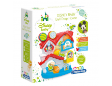 Pirkt Attīstošā rotaļlieta CLEMMY Mickey Baby Ball Drop 17204 Elkor