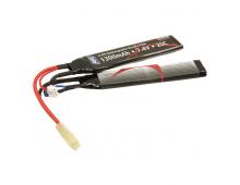 Battery ASG Battery 7.4V 1300mAh LI-PO sticks Battery 7.4V 1300mAh LI-PO sticks