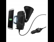 Lādētājs HAMA Car Quick Charge Inductive Car Quick Charge Inductive