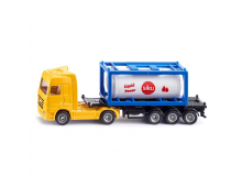 Buy Car SIKU MB Semi Trailer with Container 1795 Elkor