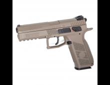 Buy Handgun ASG CZ P-09 Pellet FDE 18525 Elkor