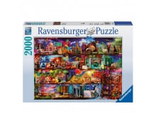 Pirkt Puzle RAVENSBURGER 2000 World of Books R16685 Elkor