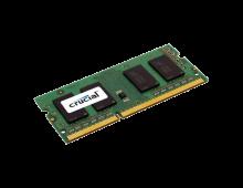 Pirkt Operatīvā atmiņa CRUCIAL 4GB, DDR3, 1600 MHz CT51264BF160B Elkor