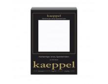 Простынь на резинке KAEPPEL Jersey Spannbett Weiss Jersey Spannbett Weiss