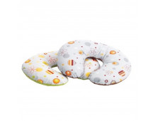 Купить Подушка PALI Mamy Breast Feeding Pillow Flower Green 0709000009 Elkor