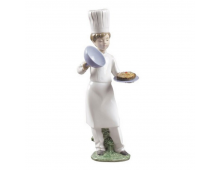 Decorative figurine NAO A cake for you A cake for you