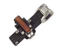 Buy Bicycle lock ABUS Bordo Centrum 6010/90 20154 Elkor