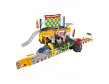 Buy Track MAJORETTE Creatix Racing Pitstop+ 1Car 212050011 Elkor