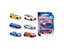 Купить Машина MAJORETTE Vision Gran Turismo Assortment 6-sort.  Elkor