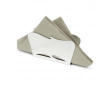 Napkin Holder CHINELLI Rectangular Satin Napkin Ring Rectangular Satin Napkin Ring