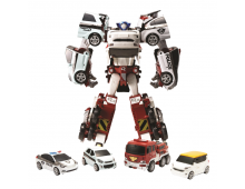 Купить Машина робот  TOBOT Quatran 301017 Elkor