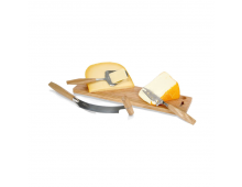 Pirkt Nažu komplekts BOSKA Explore Cheese Oak 320217 Elkor
