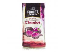 Pirkt Augļi šokolādē FOREST FEAST Belgian Dark Chocolate Cherries 3284 Elkor