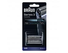 Купить Лезвия для бритья BRAUN 32S   Elkor