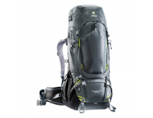Buy Travel backpack DEUTER Aircontact Pro 60+15 Graphite-Black 3330117-4701 Elkor